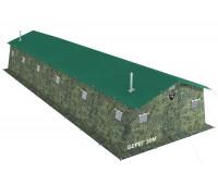 Армейская палатка Берег- 50М1 13,5м х 6м (однослойная)