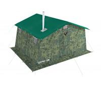 Армейская палатка БЕРЕГ- 5М1 4,1м х 3,4м