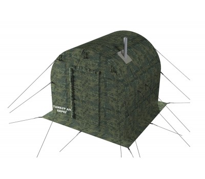 Тамбур для армейской палатки