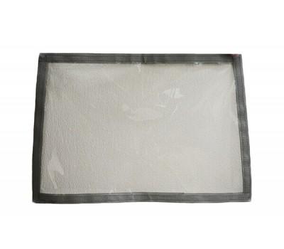 Окно прозрачное ПВХ на липе