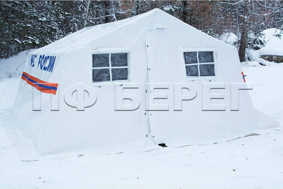 Палатка МЧС М10