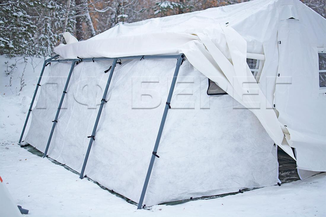 Утепленная палатка М10 МЧС Берег