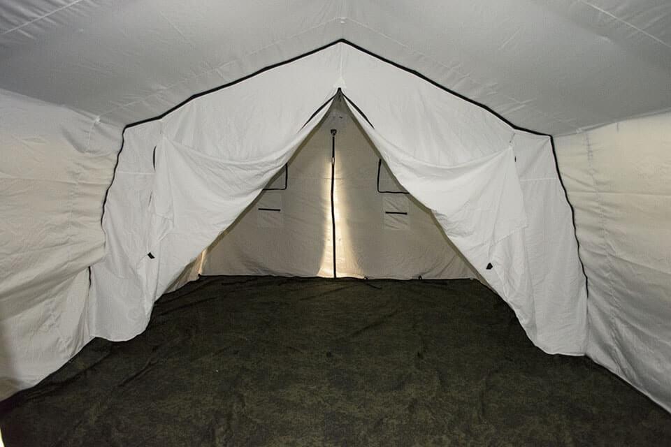внутренний тент палатки 15М2