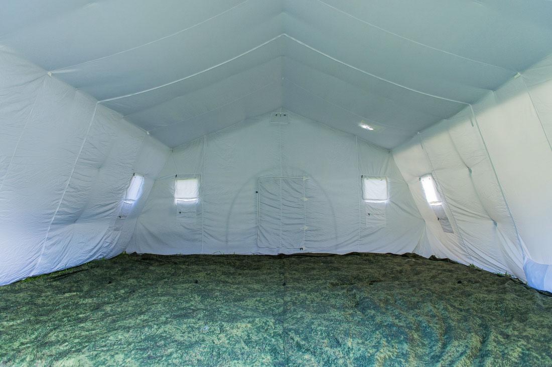 Внутренний тент палатки 40М2