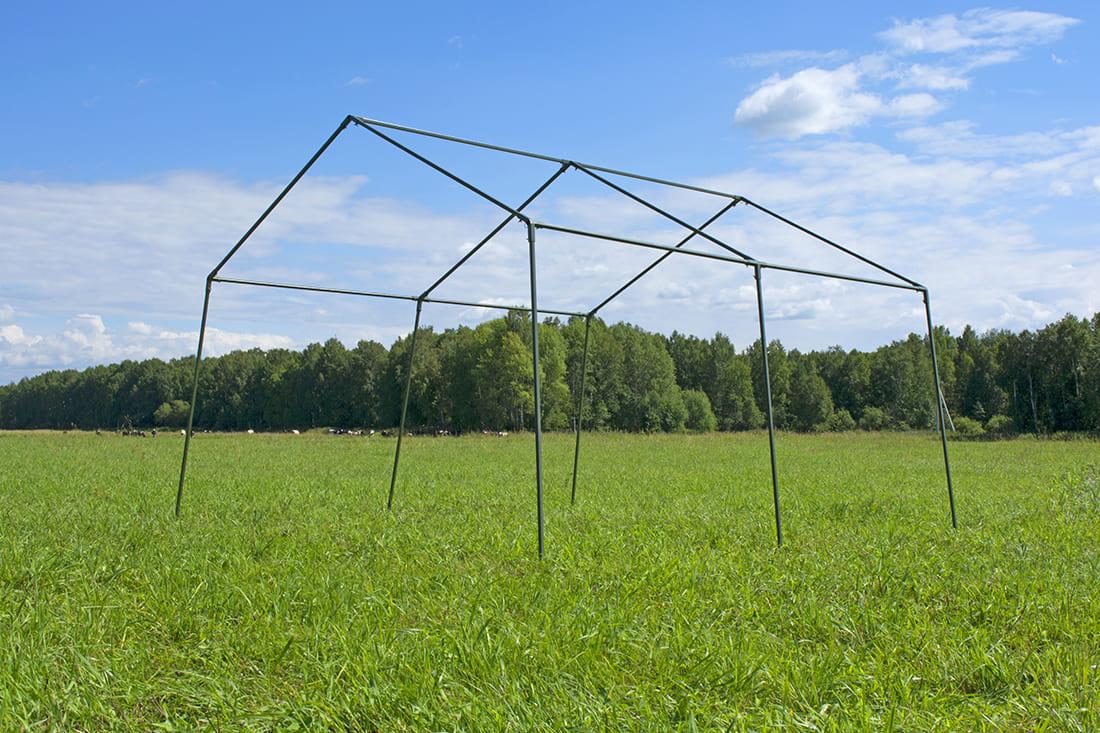 Каркас армейской палатки 5М