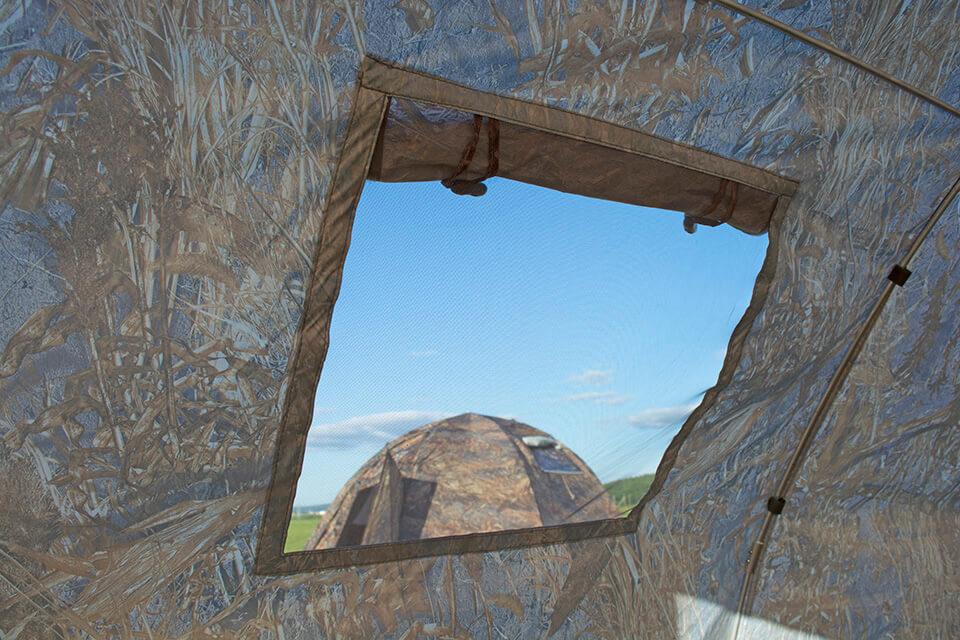 Купить тамбур к палатке УП 2х2