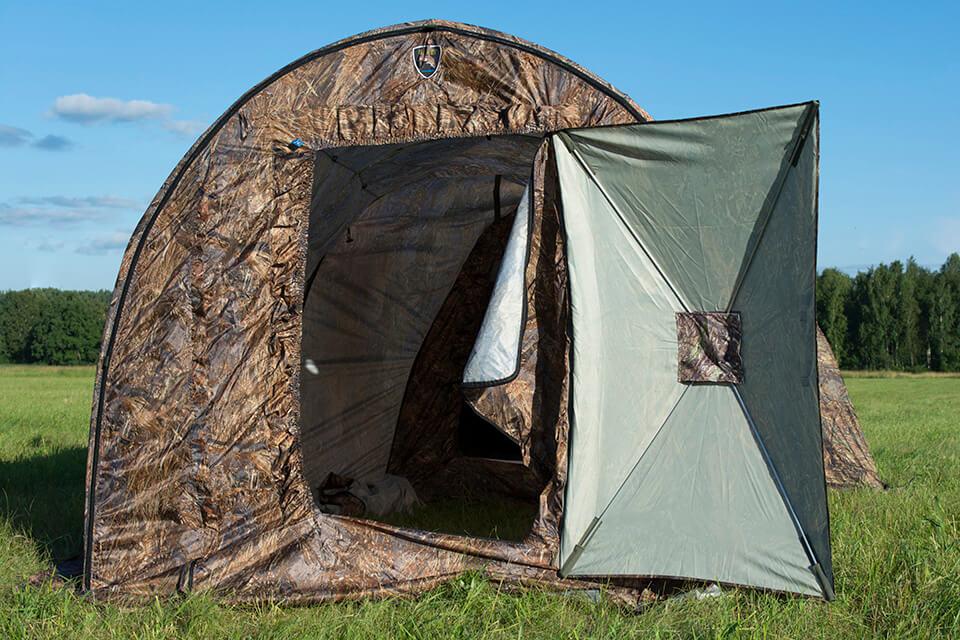 палатка берег тамбур