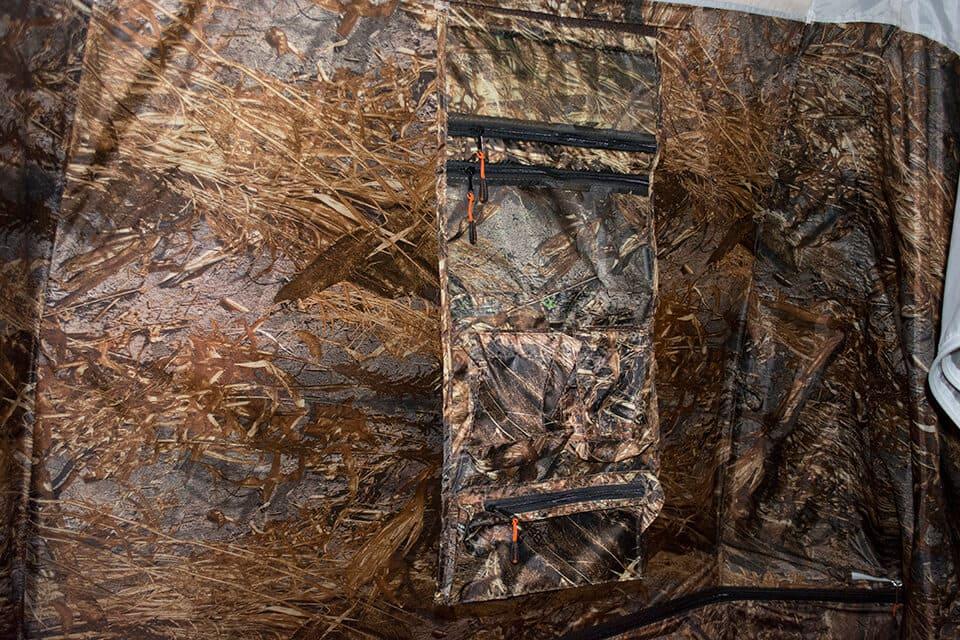 съемный карман в палатку