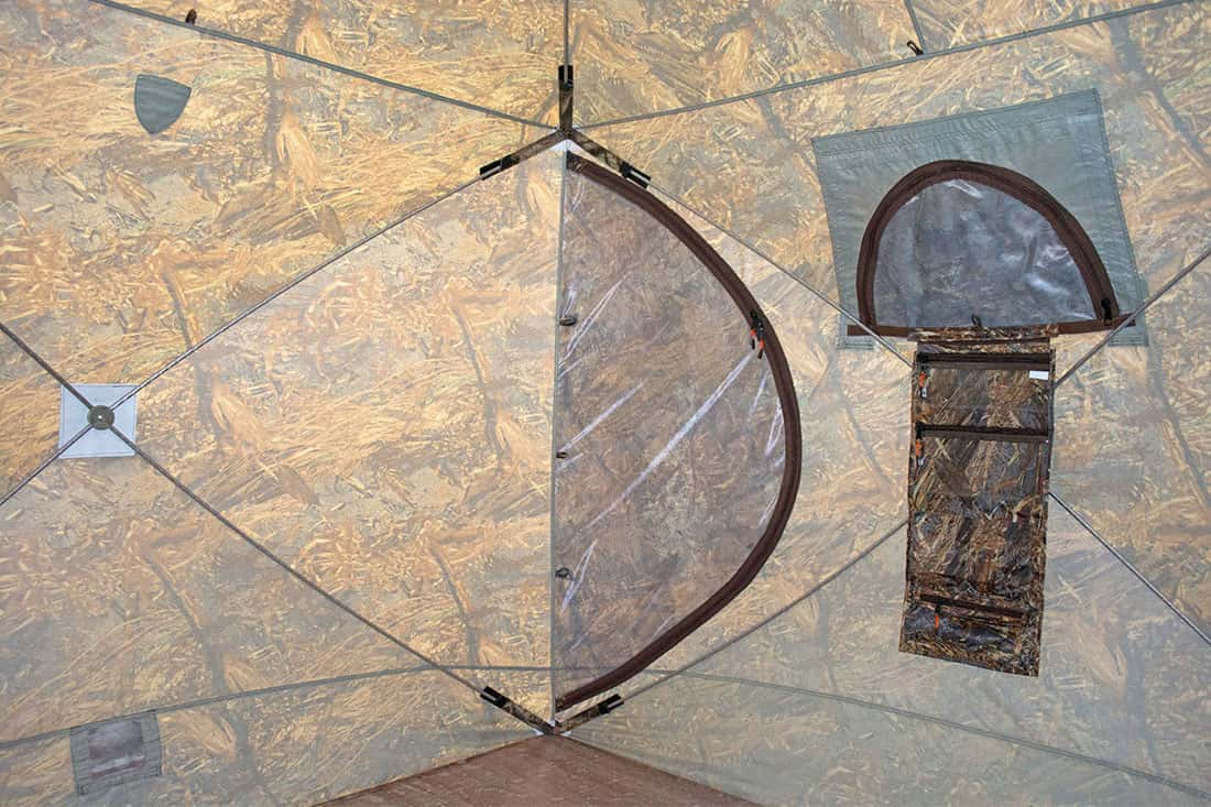 Хаб палатки куб