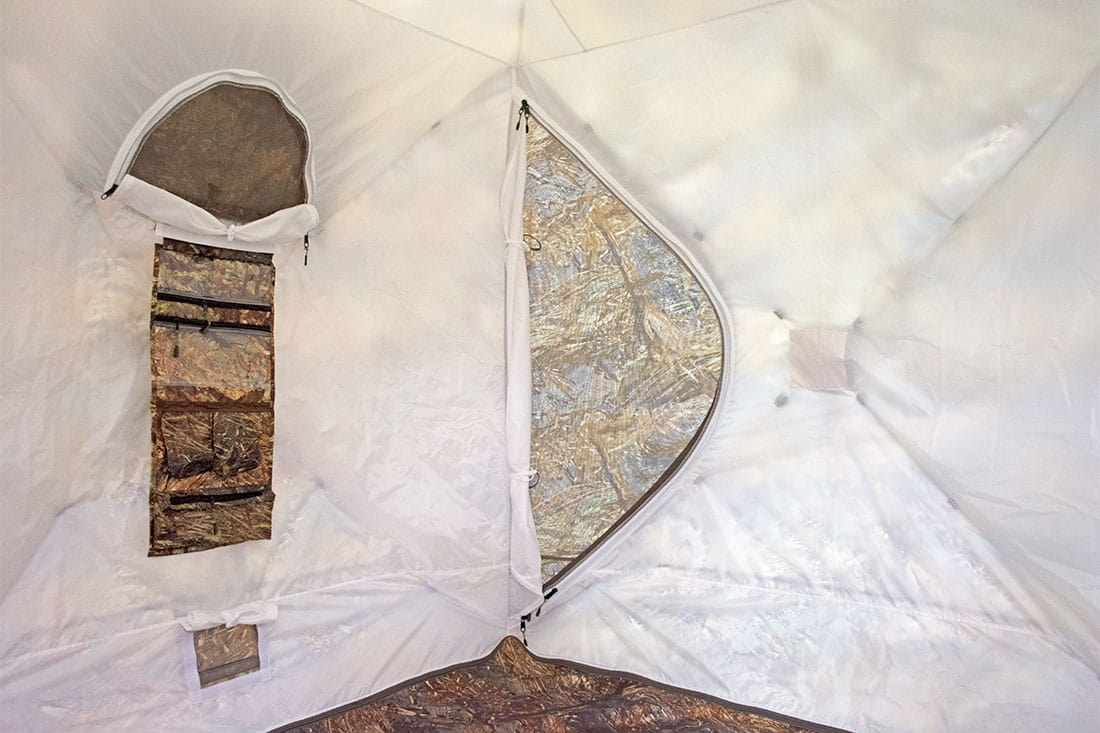 органайзер для вещей в палатке куб берег