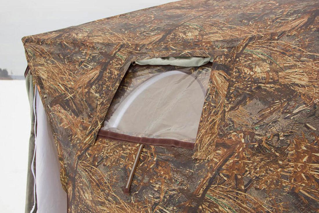 окно зимней палатки берег 220