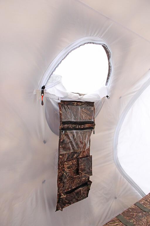 Подвесной карман для палатки куб