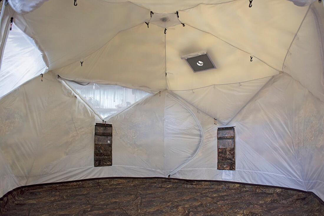 купить палатку куб берег