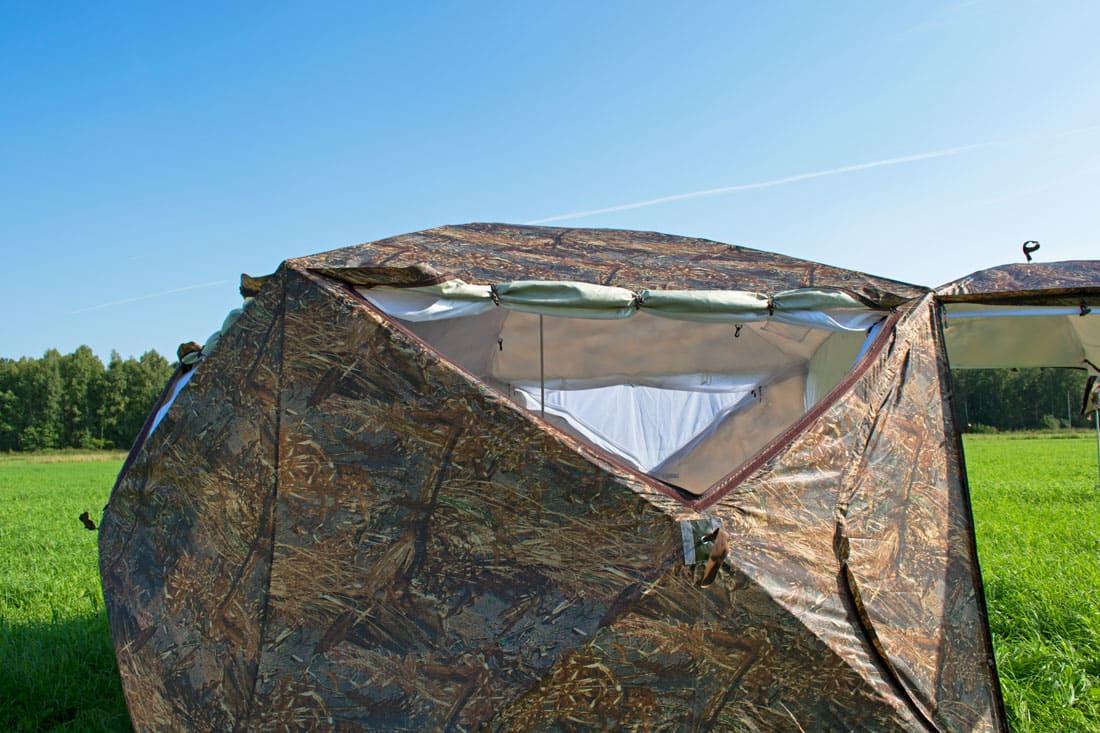 зимняя палатка куб пентагон