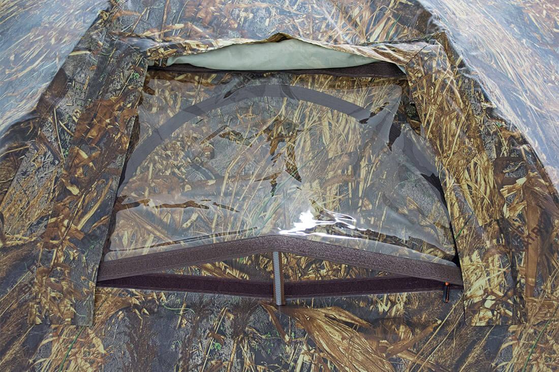 Подпорка на окне палатки УП-2