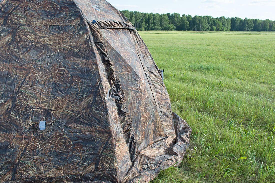 распашная дверь палатки уп7