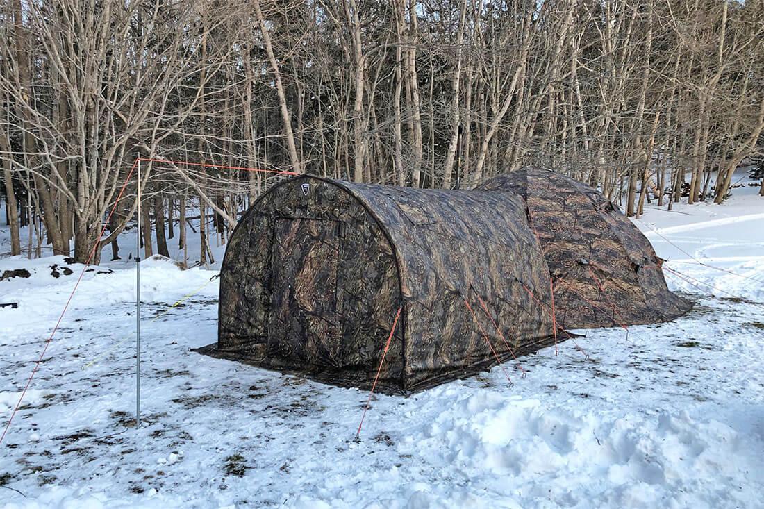 тамбур 3х2 для палатки берег УП
