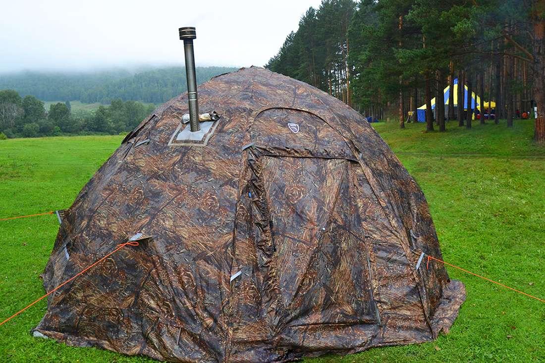 Купить палатку УП 5 Берег
