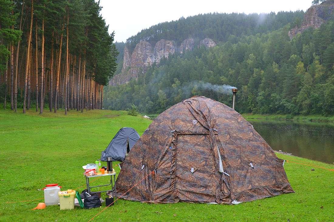 УП 5 палатка Берег