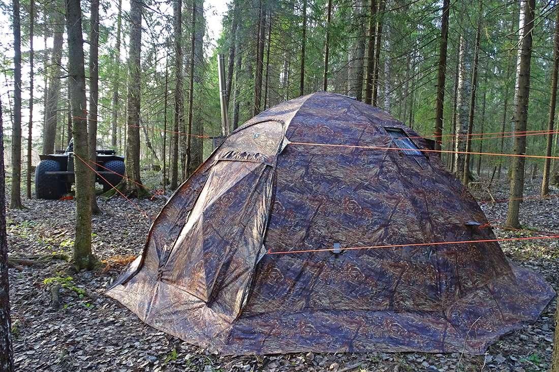 палатка уп5 берег